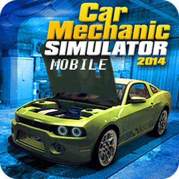 Car Mechanics Simulator 2014