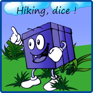 Adventures of the Hiking Dice