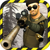 Mountain Sniper Shooter 3D