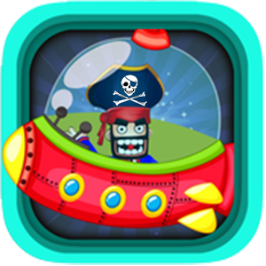 Pirate Submarine