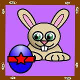 Pong Seasons - Easter Bunny