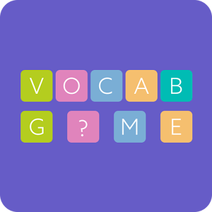 English Vocabulary Game