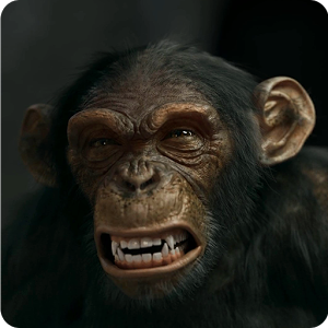 Evil Monkey 3D Live Wallpaper