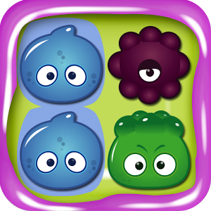 Funny Jellies Roll