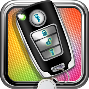 Car Alarm Remote Simulator