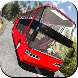 Down Hill Coach Bus Simulator