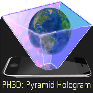 Real Hologram Projector