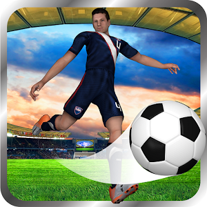Soccer Flick Shoot 3D