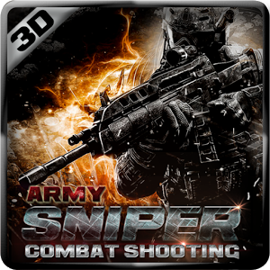 Army Sniper Combat Shooting