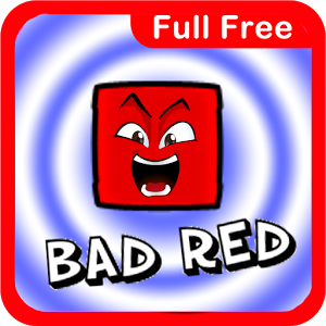 Bad Red : Square Fighter