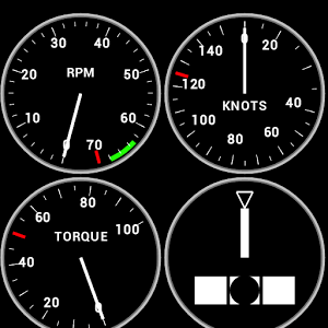 DCS UH-1H Instruments