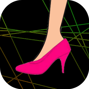 Right Size Of High-heeled Shoe