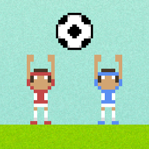 Soccer Ball for 2 Players