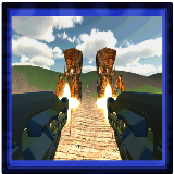 UFO War Shooter 3D