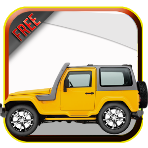 4x4 Jeep Game For Kids