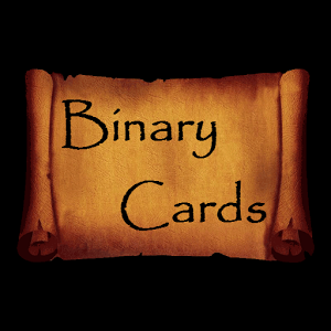 Binary Cards Game