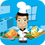 Chef Crazy Cooking