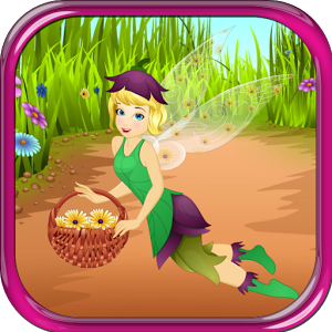 Fairy Flower Girls Games
