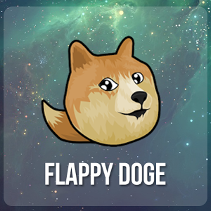 Flappy Dogecoin Space