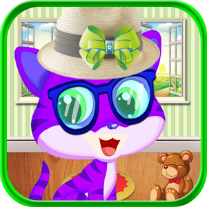 Kitty Salon - Kids Play