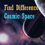 Find Difference Comic Space