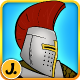 Sticker Play Knights for Kids