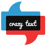 CrAzy TeXt for WhatsApp chat