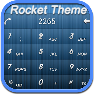 RocketDial BT Theme