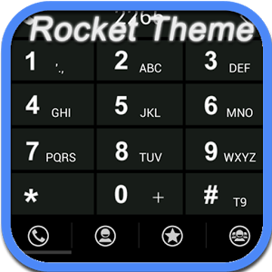 RocketDial Windows Phone Theme