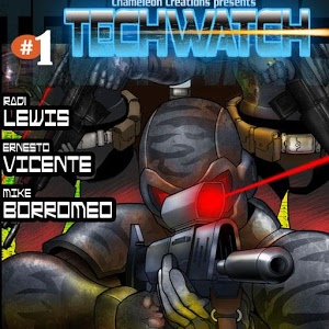 Techwatch Comic issue 1 FREE