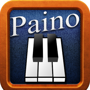 Piano keyboard Type The Music