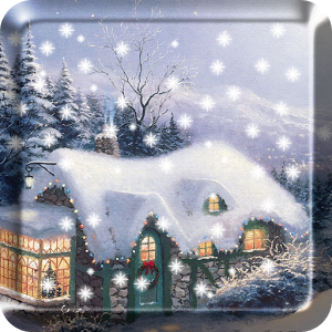 Fairy Tale Snow Live Wallpaper