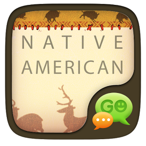GO SMS Native Americans