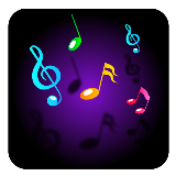 Live Musical Note Free Wall