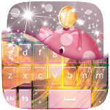 Piggy Bank Keyboard