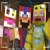 Five Nights Minecraft Wallpp