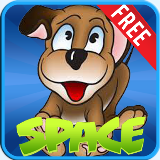 Funny Dogs Space