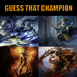 Guess That League of Legends