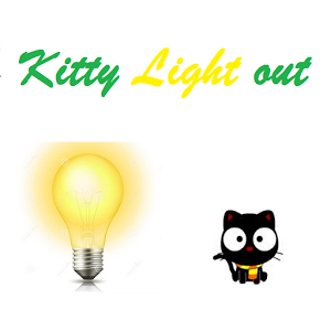 Kitty Lights Out