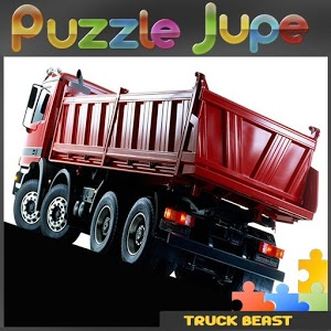 Truck Beast Puzzle