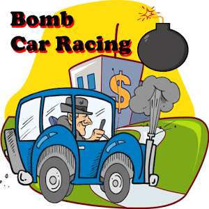 Bomb Car Racing Game