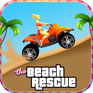 Beach Rescue Buggy 3D