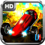 CRAZY CAR CLASH Turbo Racing