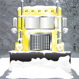 Snow Plow Town Racing - Free
