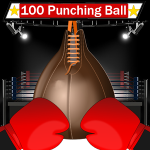 100 Shoot Ball Virtual Boxing