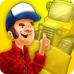 3D Truck Game For Kids