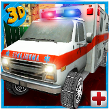 Ambulance van 3d simulator