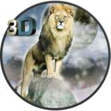 Angry Lion Attack Simulator 3D