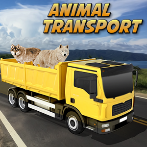 Animal Hill Climb Truck Sim