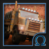 Army Truck Driver 3D